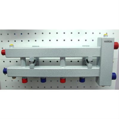 Коллектор отопления с гидрострелкой Gidruss BM-60-3D из конструкционной стали