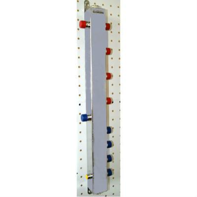 Термогидравлический разделитель на 5 контуров Gidruss ТGR-60-25x5 из конструкционной стали