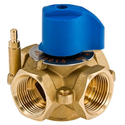 Четырехходовой смесительный клапан смесительный Valtec VT.MIX04.G.06