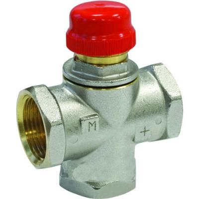 Клапан трехходовой термостатический смесительный Valtec VT.MR01.N.0603