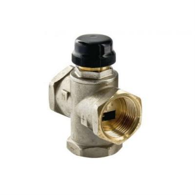 Клапан трехходовой термостатический смесительный Valtec VT.MR02.N.0603