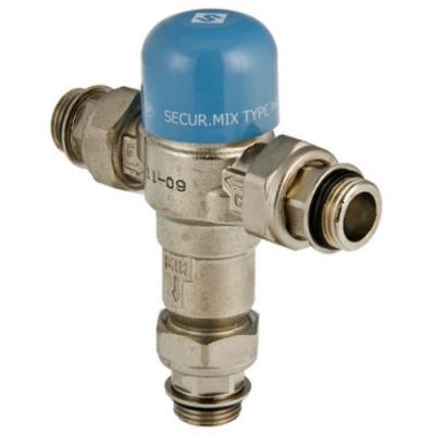 Клапан смесительный термостатический трехходовой Valtec Thermomix нерегулируемый