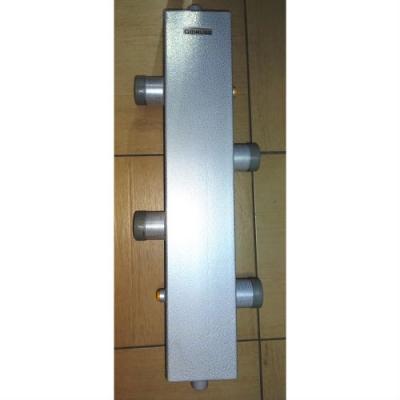 Гидрострелка (Гидравлический разделитель) Gidruss GR-250-50 из конструкционной стали
