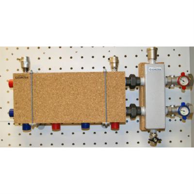 Термоизоляционный кожух для модульного коллектора отопления Gidruss MK/MKSS-60-3D