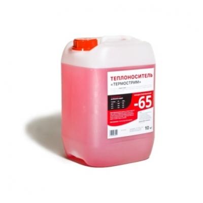 Теплоноситель для отопления до -65, 10 кг
