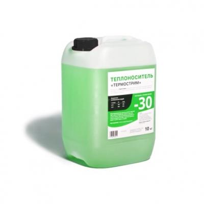 Теплоноситель Эко для отопления до -30, 10 кг