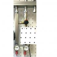 """Основание насосной группы Gidruss NGSS-25 С G 1"""" прямая с трехходовым смесительным клапаном без насоса"""