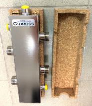 Термоизоляционный кожух для гидрострелки Gidruss GR/GRSS-40-20