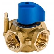 Четырехходовой смесительный клапан смесительный Valtec VT.MIX04.G.07