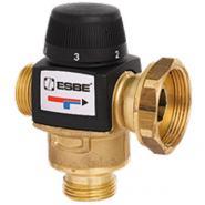 """Клапан смесительный термостатический трехходовой Esbe VTA 577, DN40, накидная гайка 1 1/2"""" 20-43С"""