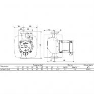 Насос циркуляционный Grundfos ALPHA2 L 25-40
