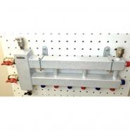 Коллектор отопления с гидрострелкой Gidruss компакт BMK-60-4D из конструкционной стали