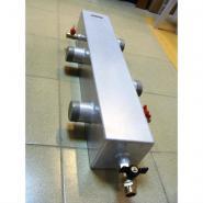 Гидрострелка (Гидравлический разделитель) Gidruss GR-100-32 из конструкционной стали