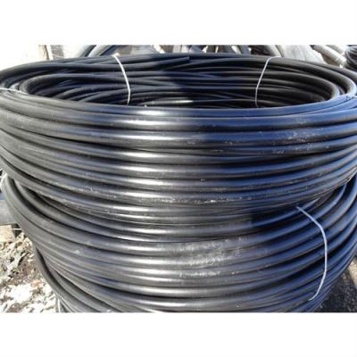 Труба ПНД техническая 40x3,7 для кабеля и канализации