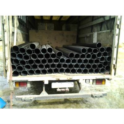 Труба ПНД техническая 75x4,5 для кабеля и канализации