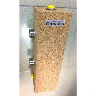 Термоизоляционный кожух для гидрострелки Gidruss GR-600-80